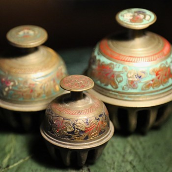 Three Bells from India - Asian