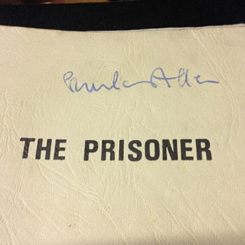 The prisoner Script (Sheila Allen) number 14  - Movies