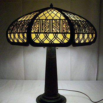 My Favorite B & H lamp