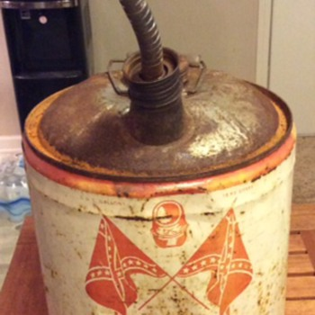 Rebel Motor Oil 5 Gallon Can