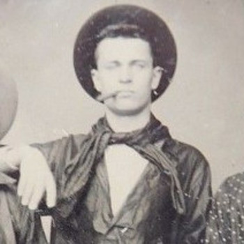 Antique Tintype of 3 men, Two in Bowler Hats and one African American. - Photographs