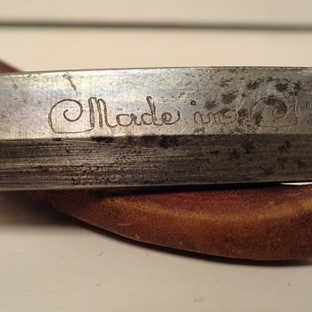 Vintage Finnish Hunting Knife Unknown Maker - Sporting Goods