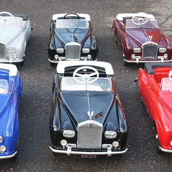 My Rolls Royces and Bentleys - Toys