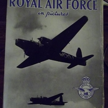 1941 The Royal Air Force in Pictures