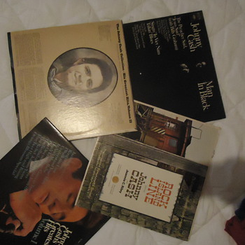 Jonny Cash collection