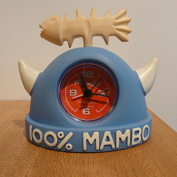 100% MAMBO SOFT CLOCK - HELMET - Clocks