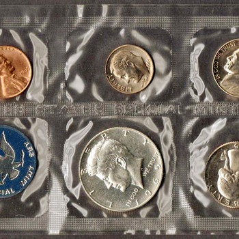 1965 - U.S. Special Mint Coins Set