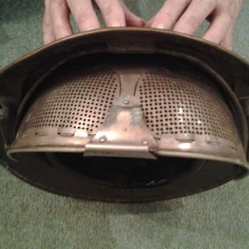 ww1 or ww2 helmet