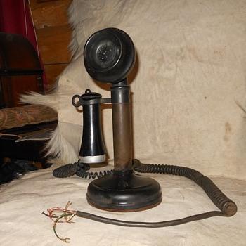 1908 KelloggCandlestick Phone
