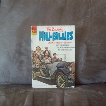 Hillbillies comic - Comic Books