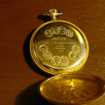 Pocket Watch Gala.