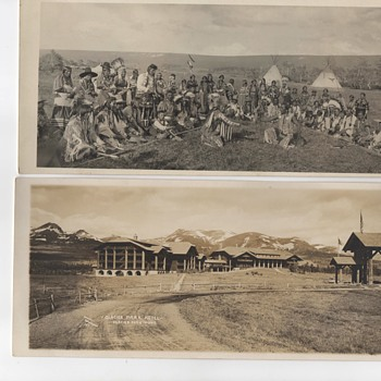Photos Montana 1915  American Blackfeet Indians