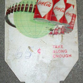 Coke topper