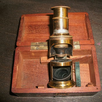 Field Microscope - Tools and Hardware