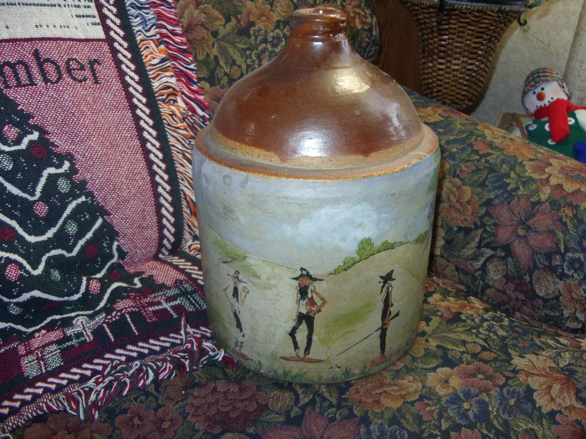 moonshine jug in bottle - photo #26