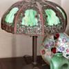 My Handel Teroca Rambling Rose Lamp
