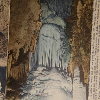 Carlsbad Caverns - Photo-Postcards