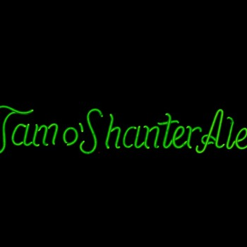 Tam o'Shanter Ales neon - Signs