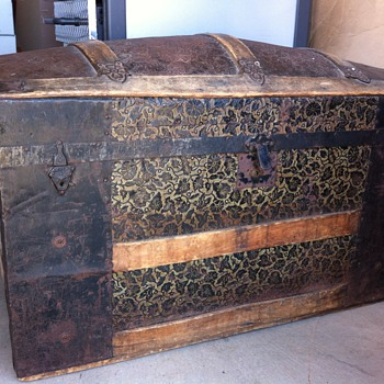 The Emily Trunk - Furniture