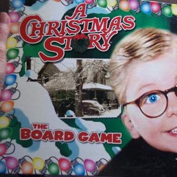 The Christmas Story Board Game . Turner Entertainment.. - Christmas