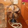 Robbins & Myers Model 2610 Brass 5 Bladed Fan