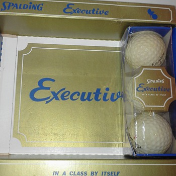 The Spading Executive Golf Ball