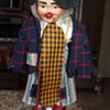 Hobo Doll marked Pebey 600-361