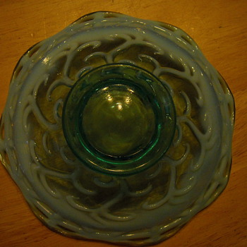 candy dish I think - Glassware