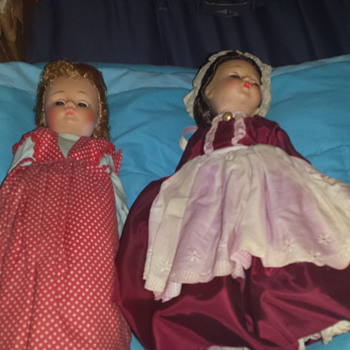 Pulling Madame Alexander dolls out of storage. Do I clean them? - Dolls