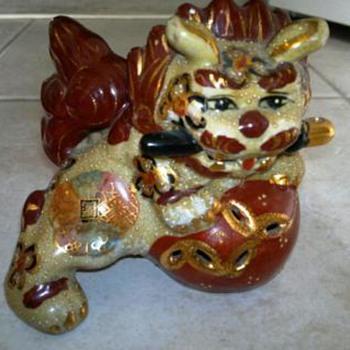Chinese Guard  Dog ?