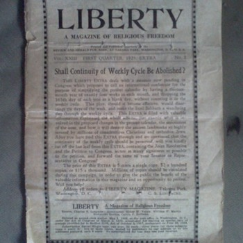 LIBERTY - Paper