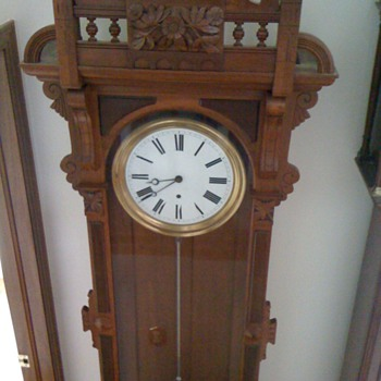 One of dad's favorite clocks
