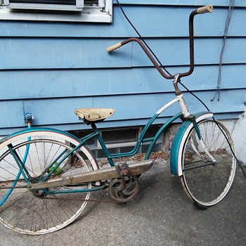 Evans Products Co. bike.. what year?? - Sporting Goods