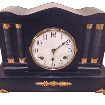 Favorite Waterbury 1900? French Style Clock Don't know model. - Clocks