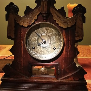 Seth Thomas Mantle Clock - Clocks