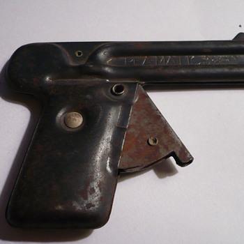 Pea-Matic Pea Shooting Pistol - Toys