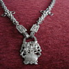 Silver Necklace....Chatelaine??