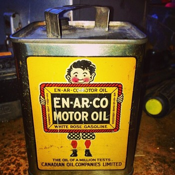 My Favourite Oil Cans - Petroliana