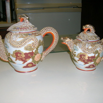 Unknown tea set