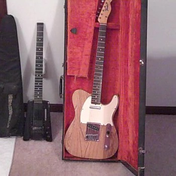 1966 Fender Telecaster serial #174534
