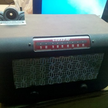 My newest Radio, A coin operated CoRadio?