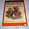Saturday Evening Post Poster