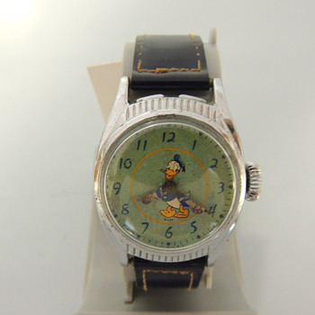 1948 & 1949 BIRTHDAY SERIES WRISTWATCHES