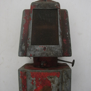 Unidentified Lamp Heat ? - Lamps