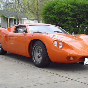 1959 vw kit car of gt40  - Classic Cars
