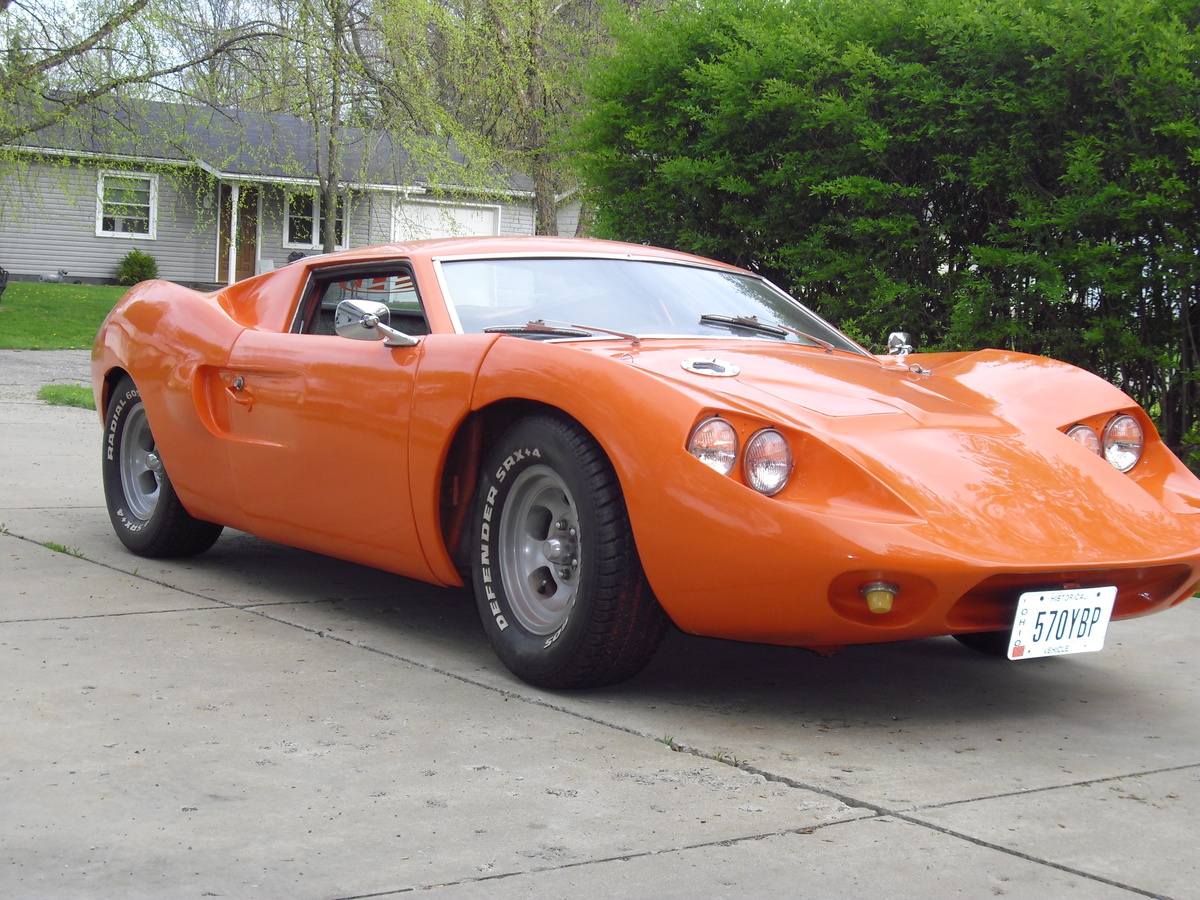 VW GT40 Kit Car http://www.collectorsweekly.com/stories/19102-1959-vw-kit-car-of-gt40