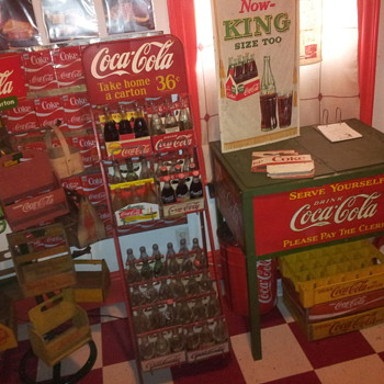 Coca-Cola Cardboard Carriers
