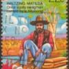"1980 - Australia ""Waltzing Matilda"" Postage Stamps"