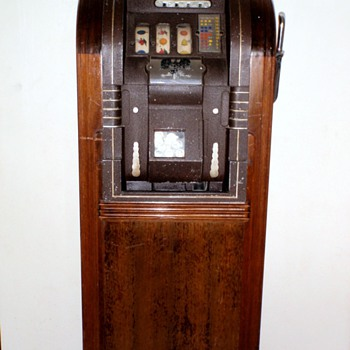 Can you identify this slot machine? - Coin Operated