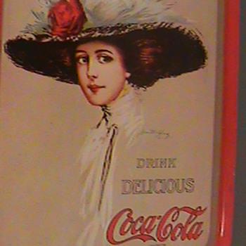 Coco Cola Tray #2